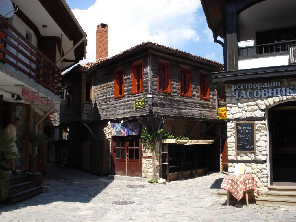 Eglise De Nessebar Bulgarie