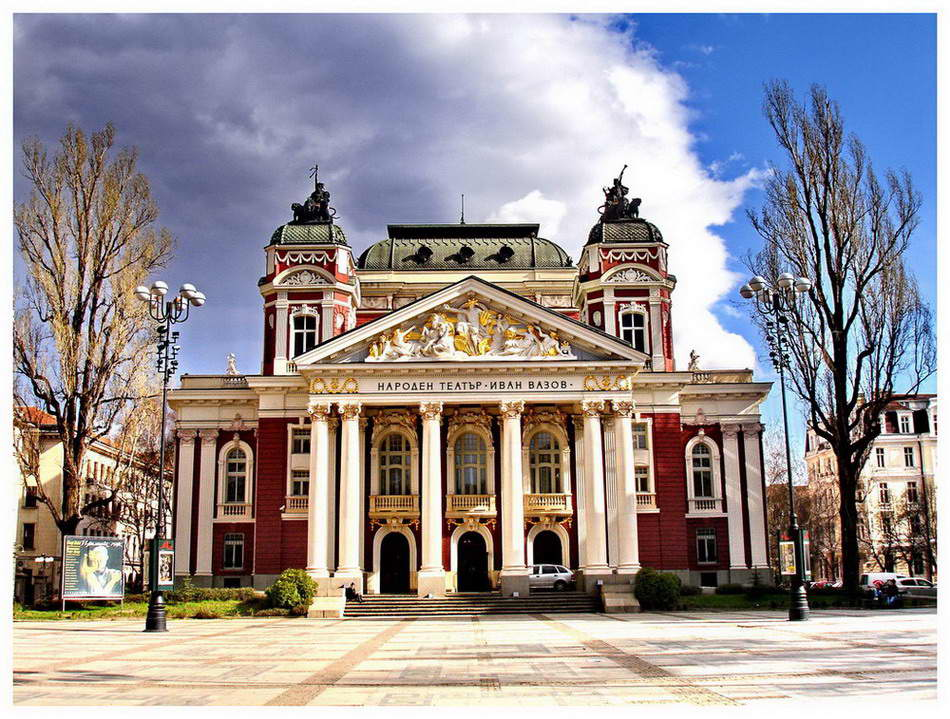 Theatre National Sofia