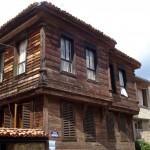 sozopol vieille maison