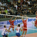 arena armeec sofia match volley
