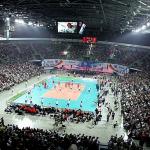 inauguration arena armeec sofia