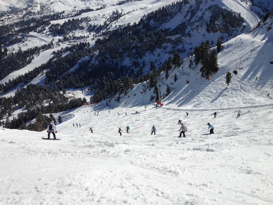 Ski en bulgarie Borovets