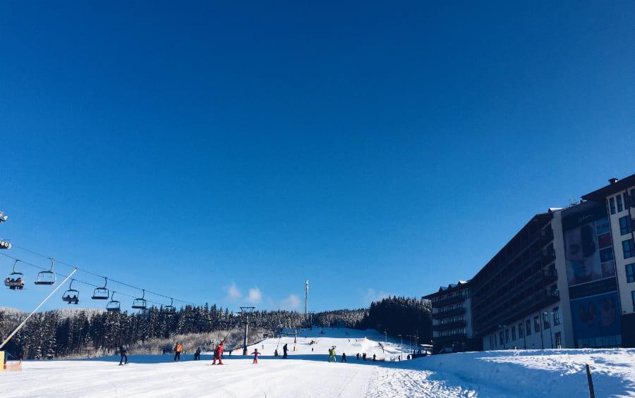 Ski Malyovitsa bulgarie