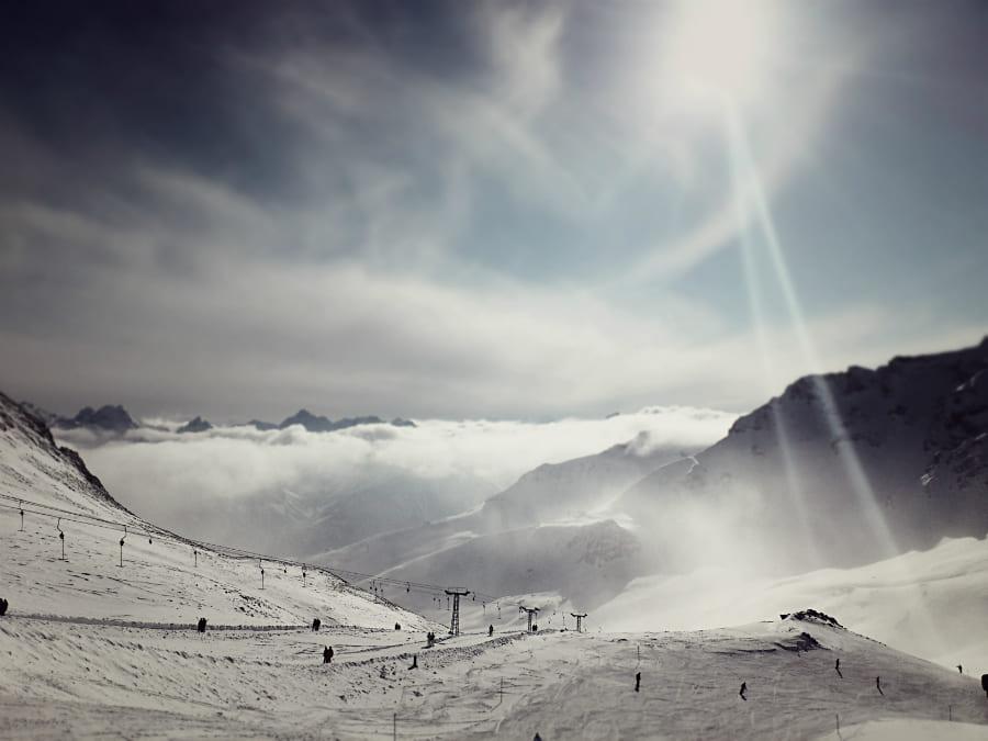Ski Uzana bulgarie