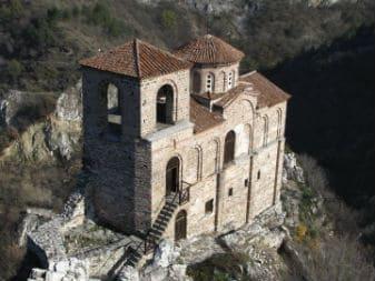 forteresse asen bulgarie