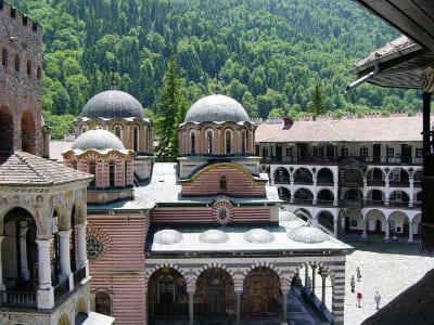 Monastere de Rila bulgarie