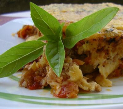 Moussaka bulgare