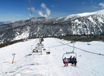 ski bansko bulgarie