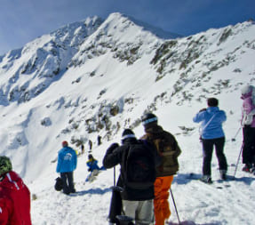 ski borovets bulgarie