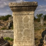 Nicopolis-ad-Istrum-colonne