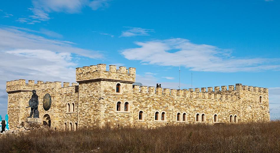 veliko tarnovo forteresse medievale