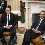 Rencontre Borisov-Obama