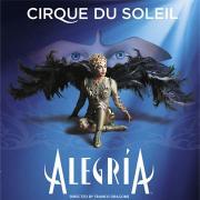 cirque du soleil alegria en bulgarie