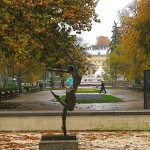 jardin de la ville de sofia