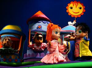 théâtre de marionnettes de Sofia