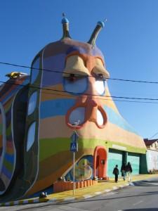 maison escargot 1