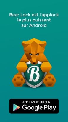 Bear Lock - Applock