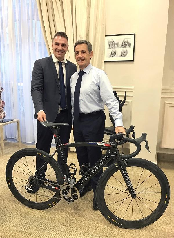 Nicolas Sarkozy Shockblaze