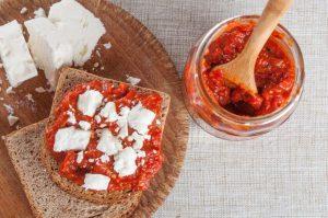 lyutenitsa bulgare-recette